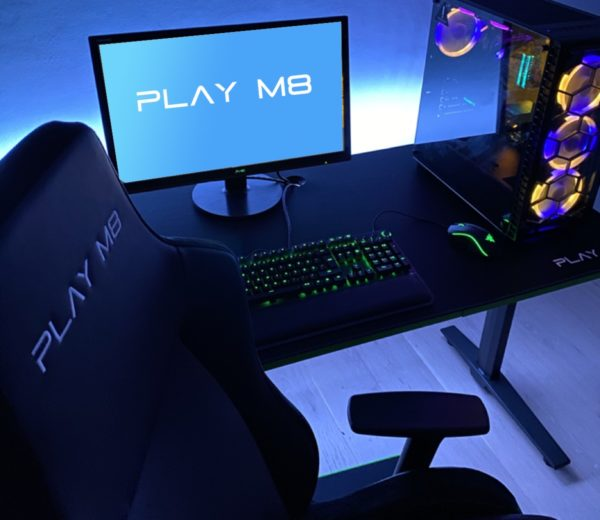 Perfect Gaming Setup - Gaming Chairs - Play M8 Gaming