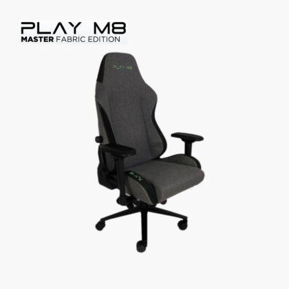 Play M8 Master – Gamer stol (Fabric Edition)