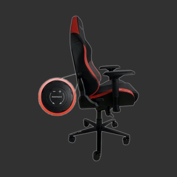 Built-in Lumbar Support - Play M8 Gaming Chair