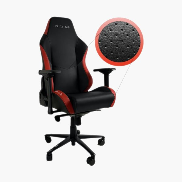 Gaming Chair - MASTER - Breathable PU - Play M8 Gaming