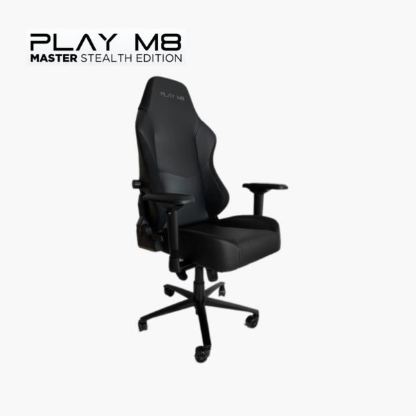 Gaming Stol - MASTER - Play M8 - Premium Chair - Lumbar Support