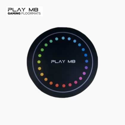 Play M8 Gaming Floor Mats – MultiColor
