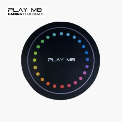 Play M8 Gaming Floor Mats