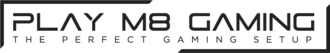 playm8gaming logo