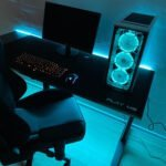 Gaming Setup - Play M8 Gaming - Gaming Desks
