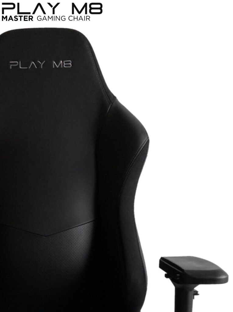 King of Gaming Chairs - Gaming Chairs from Play M8 Gaming