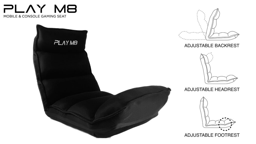 Game Seat - for XBOX X and PlayStation 5