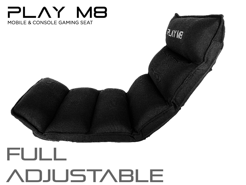 Console Gaming Chair - Comfortable & Full Adjustable