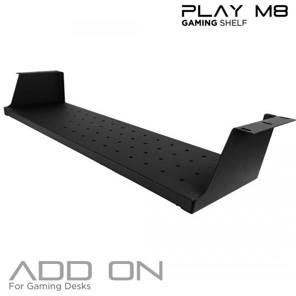 Gaming Shelf - For Gaming Desks and Gaming Rooms