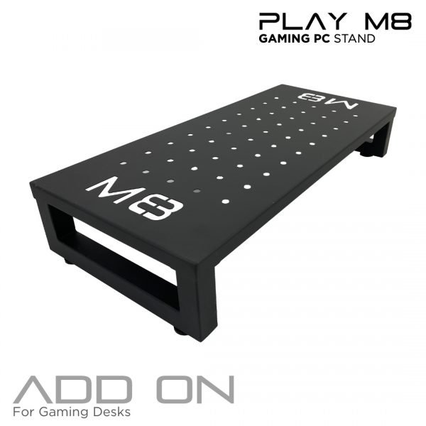 Gaming PC Tower Stand - Play M8 Gaming