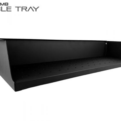 Steel Cable Tray - Play M8 - Gaming