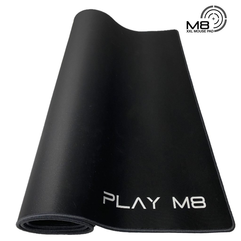 3XL Mouse Pad - 120 x 65 CM - Fast & Responsive - Play M8