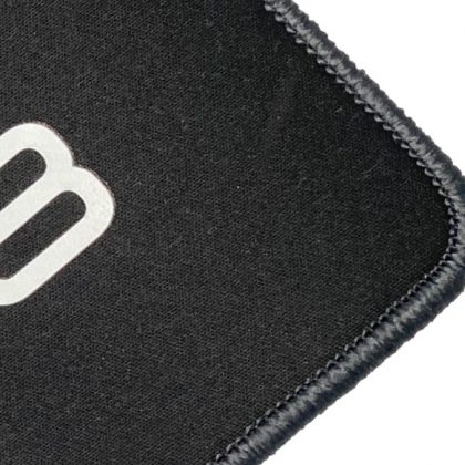 XL Mouse Pad - For Gaming Desks - Black - 4 mm - Play M8