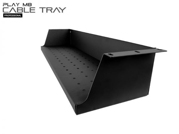 Cable Management - Cable Tray - for gamers - Play M8 Gaming