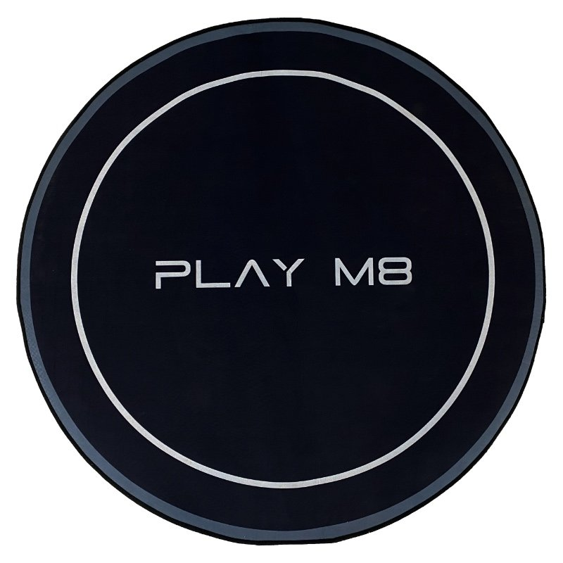Gaming Floor Mat Add Comfort To Your, Round Gaming Chair Mat