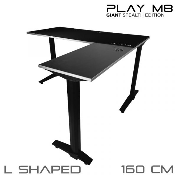 Giant - Gaming Desk - L Shaped - Gamer Bord