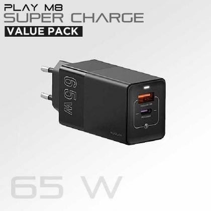 Fast Charge Value Pack - Play M8 Gaming