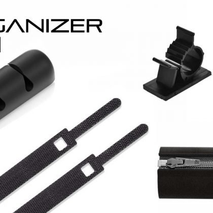 Cable Organizer - Play M8 Gaming
